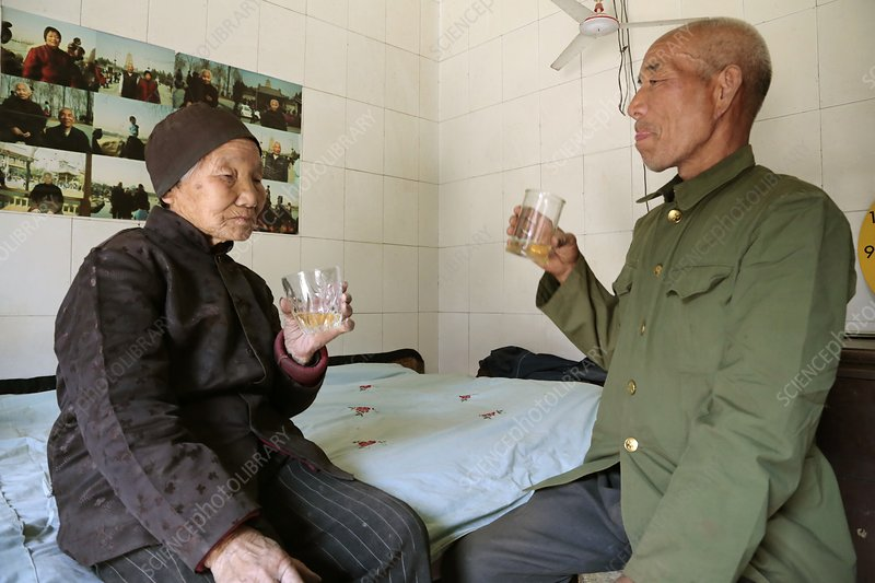 Urine therapy, China