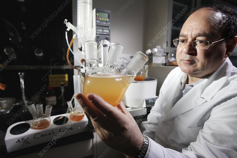 Cancer research with urine