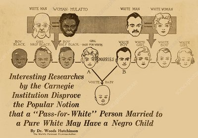 Eugenics research, 1916