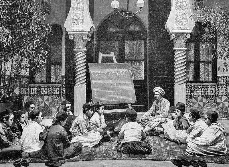 Islamic school, 19th century artwork