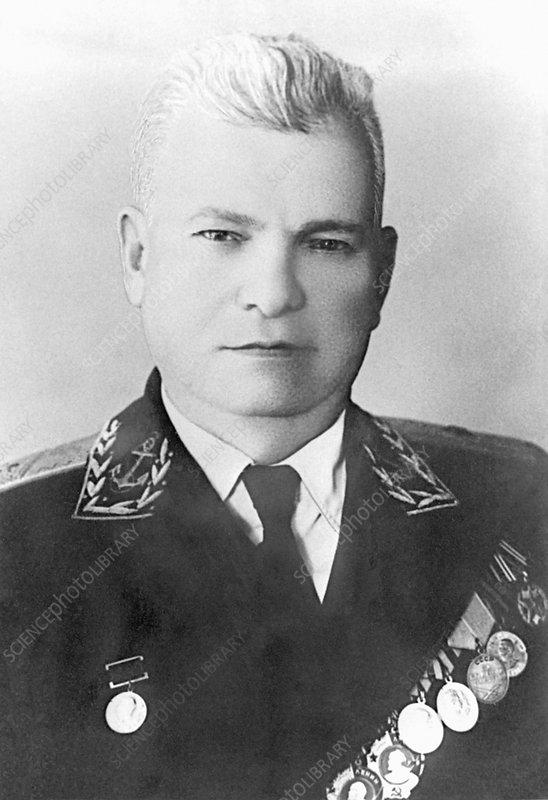Georgy Beriev, Soviet aircraft designer