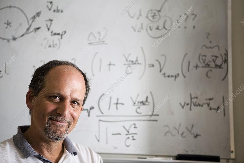Geoffrey Marcy, US astronomer