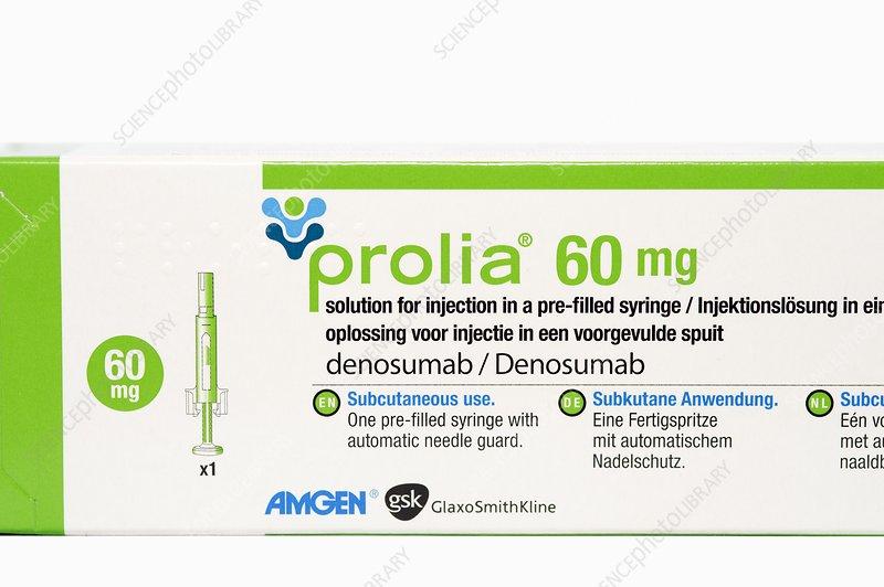 Prolia medication for osteoporosis