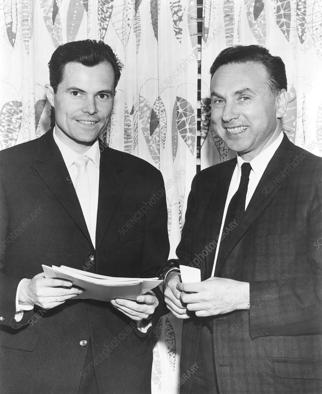 Mossbauer and Hofstadter, Nobel laureates