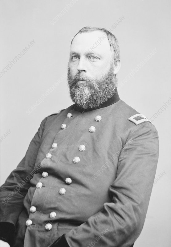William A. Hammond, military physician