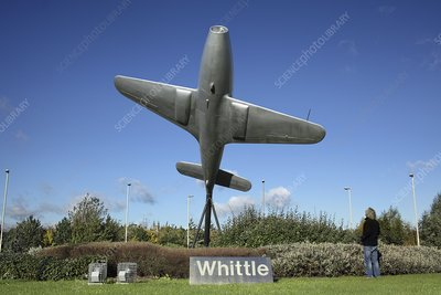 Monument to Frank Whittle