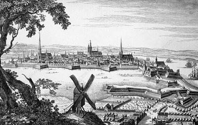 Stralsund during the Thirty Years' War