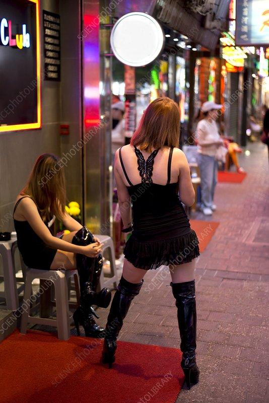 Sluts Hong Kong