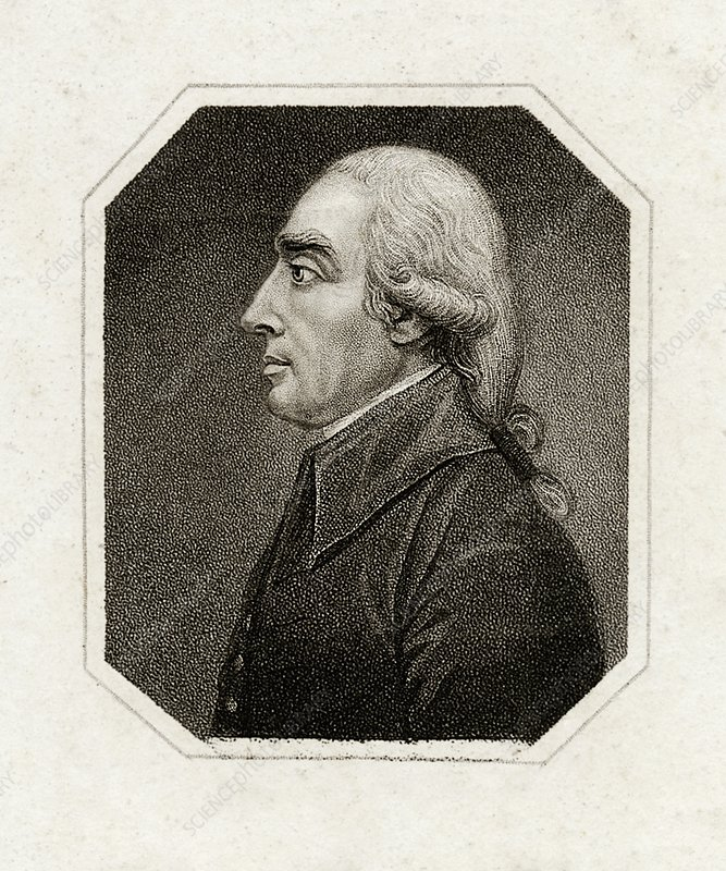 Joseph Black, Scottish chemist