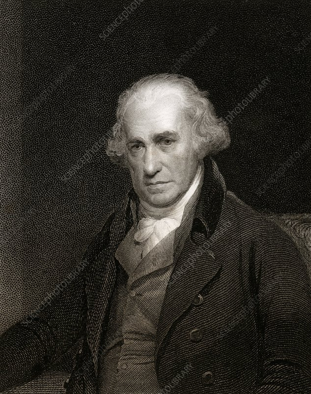 James Watt, Scottish engineer