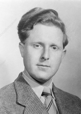 Raymond Gosling, British physicist