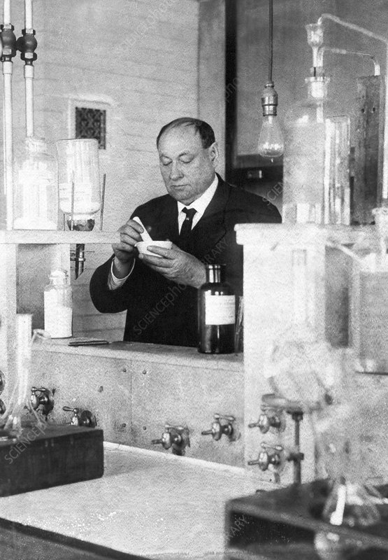 Harvey Wiley, US food chemist