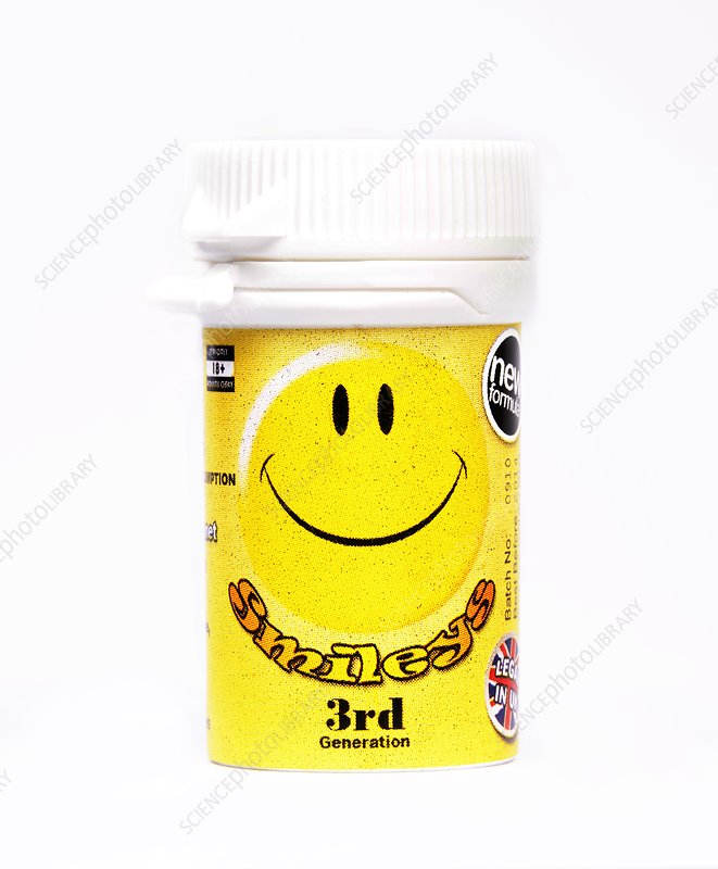 Legal high, Smileys