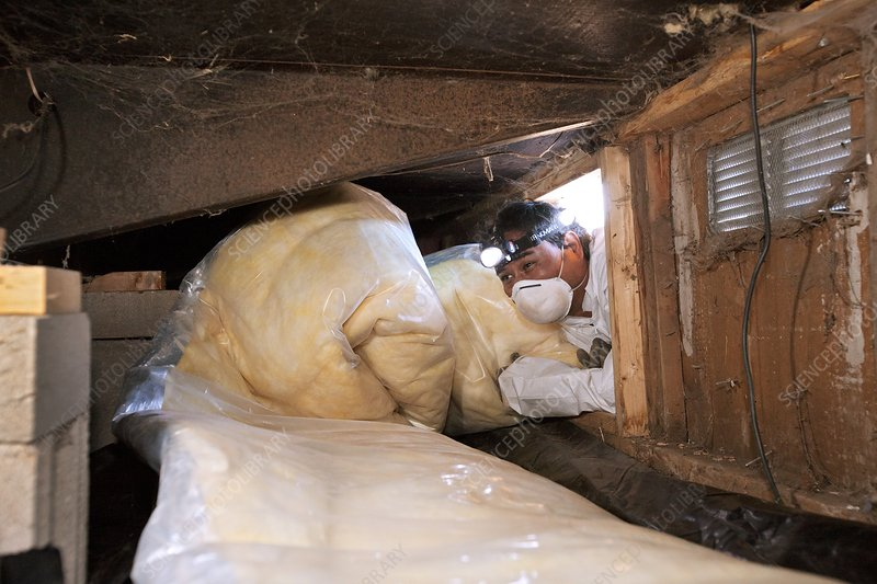 Insulating a mobile home