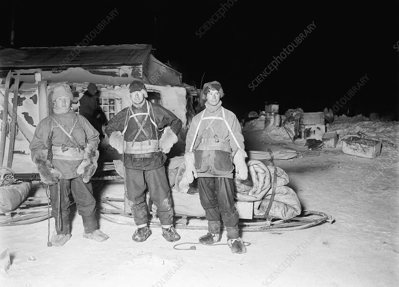 Cape Crozier Antarctic expedition, 1911