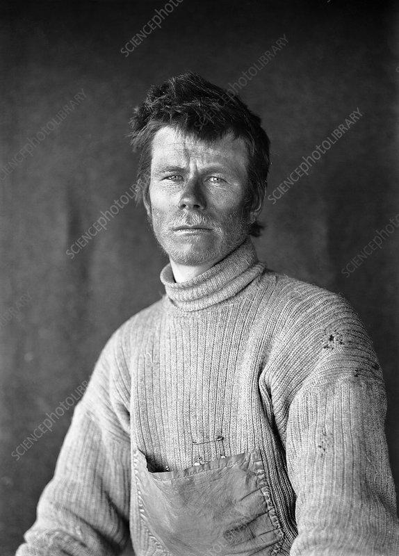 Dimitri Geroff, Russian explorer