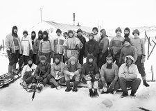 Terra Nova Antarctic expedition, 1911
