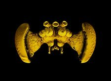 Bee brain, micro-CT scan