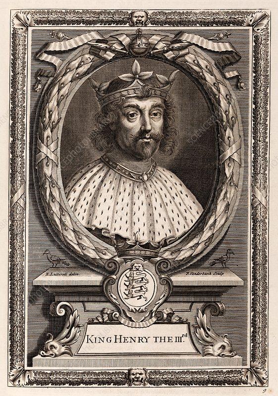 Henry III, King of England