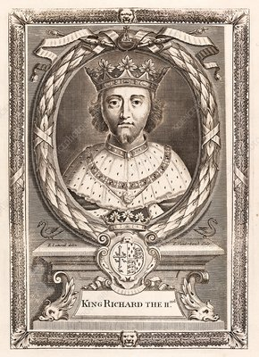 Richard II, King of England