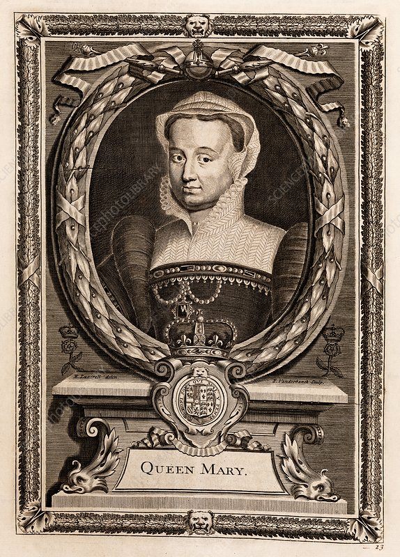 Mary I, Queen of England
