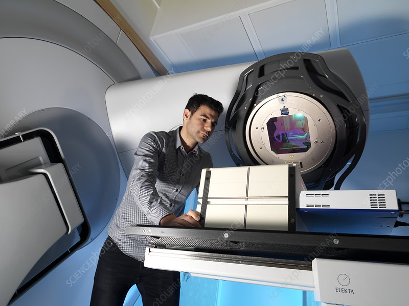 Radiotherapy calibration
