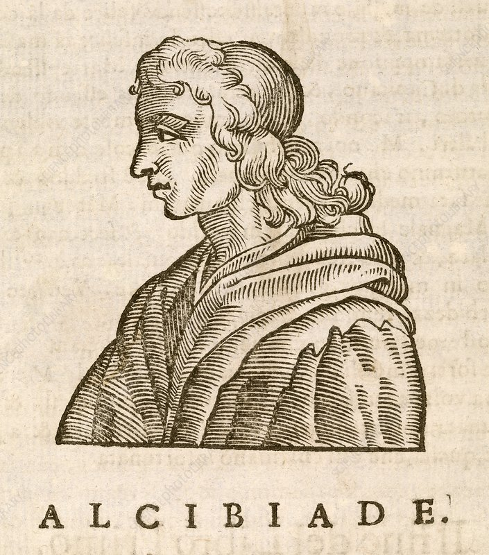 Alcibiades, Ancient Greek statesman
