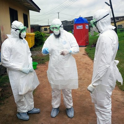 2014 Ebola virus disease outbreak