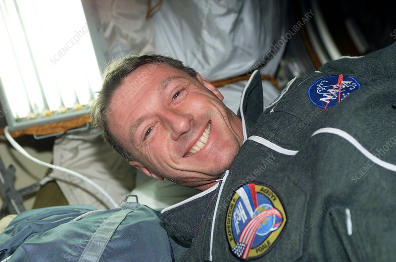Michael Foale, ISS Expedition 8 astronaut