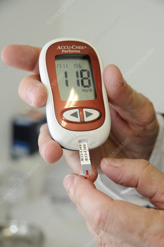 Test for diabetes