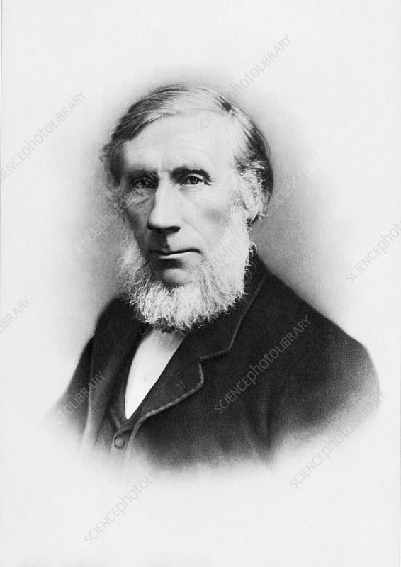 John Tyndall, Irish physicist