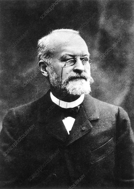 Alphonse Laveran, French physician