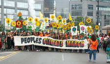 People's Climate March, New York City