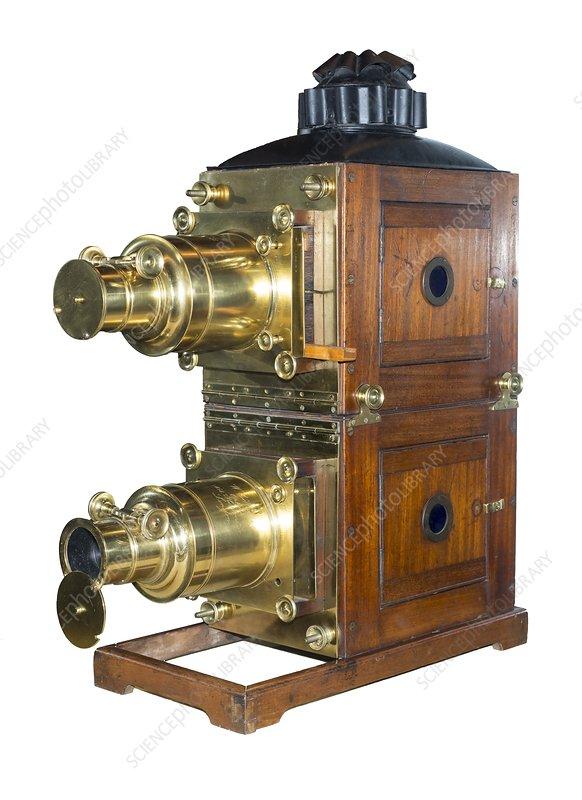 Magic Lantern Projector