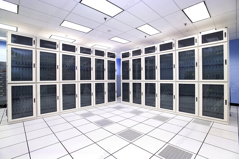 QCDOC supercomputer