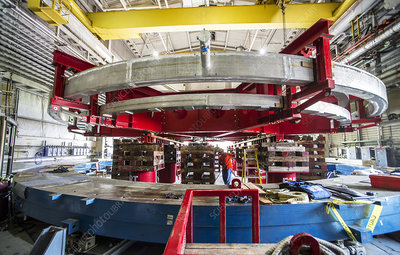 Muon g-2 Storage Ring transport