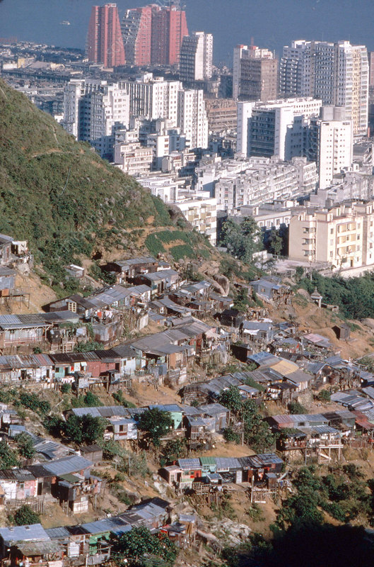 Hong Kong Refugee Housing