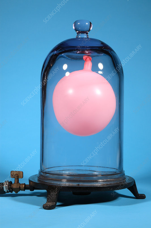 Balloon in a Vacuum, 2 of 4