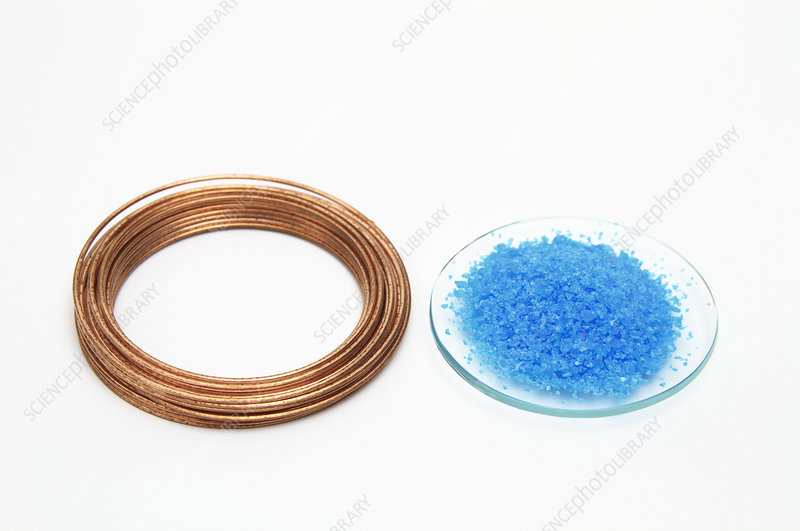Copper Wire and Copper Sulfate