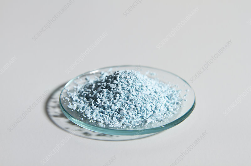 Anhydrous Copper(II) Sulfate