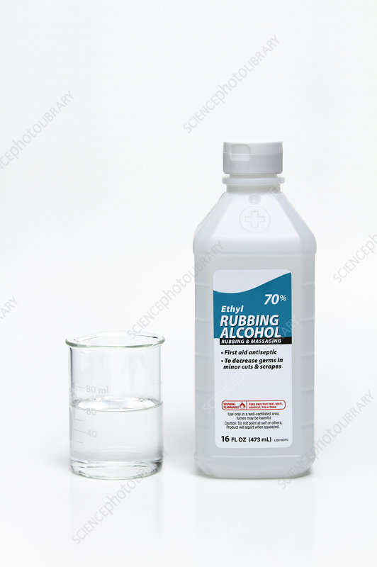 Rubbing Alcohol