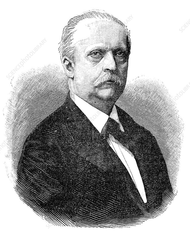 Hermann von Helmholtz, German physicist