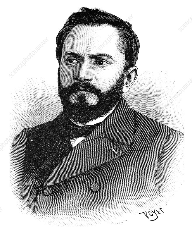 Pierre Germain, French inventor
