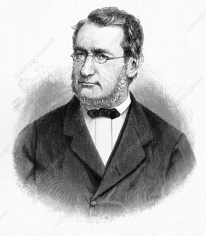 Julius von Mayer, German physicist