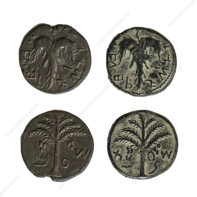 Simon Bar-Kokhba coins