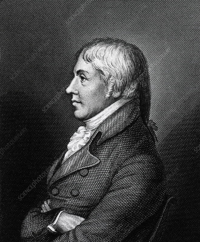 Edward Jenner, British physician