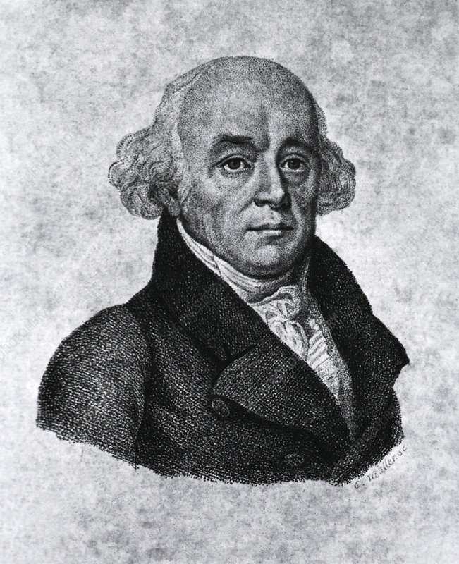 Samuel Hahnemann, German physician