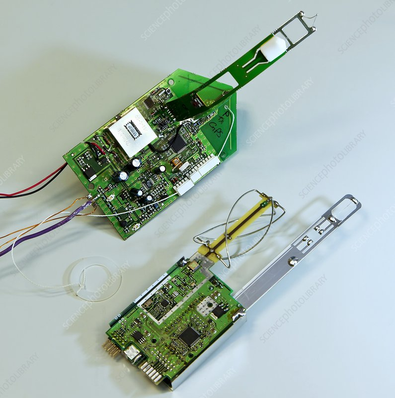 Weather balloon sensors