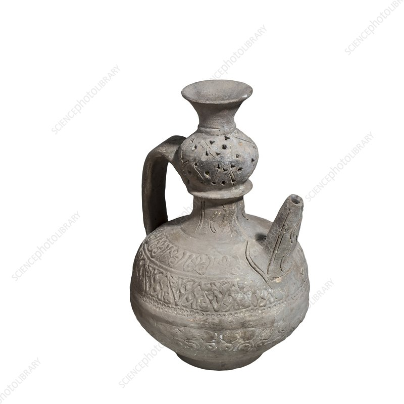 Islamic Terra-cotta ewer