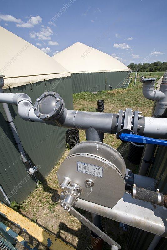 Methane digesters